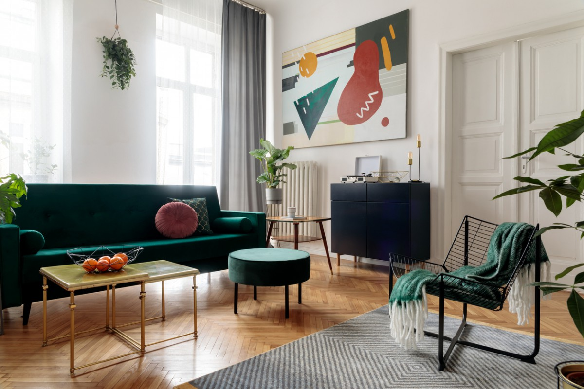 criteres decoration maison moderne